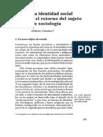 La identidad social.pdf