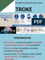 Dr.keri Penyuluhan Prolanis Stroke