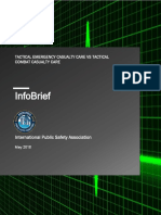 International Public Safety Association InfoBrief TECC v TCCC