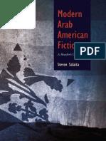 Steven Salaita - Modern Arab American Fiction_ a Reader's Guide