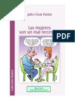 Parissi, Julio Cesar - Las Mujeres Son Un Mal Necesario