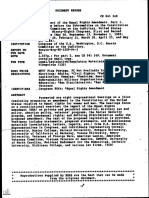 1983 Senate Hearing Transcript