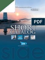 SIAE Short Catalog