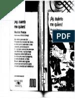 Ay Cuanto Me Quiero - Mauricio Paredes