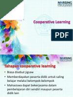 Tata Cara Cooperative Learning