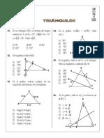 Geometria - triangulos