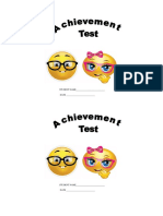 mini test