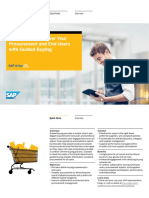 Engage and Empower Your Procurement and End Users With Guided Buying