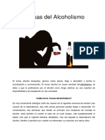 Causas Alcoholismo