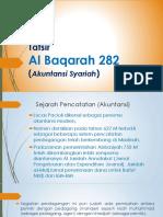 Tafsir Al Baqarah 282