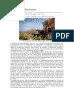 Agricultura No Brasil Atual
