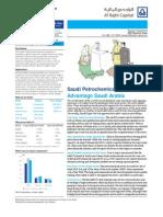 Saudi Petrochemicals Sector