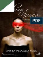 Ahora o Nunca - Andrea Valenzuela Araya