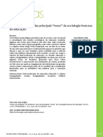 Os herdeiros, uma das principais teses da sociologia francesa.pdf