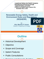 4b Renewable Energy Safety Health and Environment Rules and Regulations