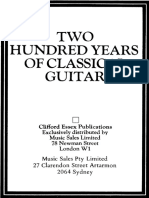Two Hundred Years of Classical Guitar 1