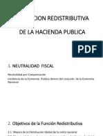 La Funcion Redistributiva de La Hacienda Publica (1)