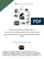 Componentes Físicos de La Computadora