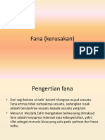 Fana (Kerusakan)