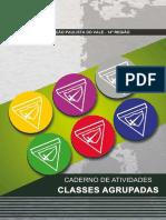 Caderno de Atividades 14ª Região - Atualizado 2018