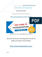 Free Cisco CCNA Data Center 200-150 Exam Dumps - Passquestion