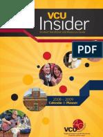 VCU Insider 08-09