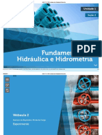 WA01171 U1S2 Fundamentos Hidraulica Hidrometria