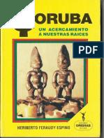 Yoruba Un Aceramiento a Nueestras Raices