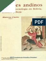 Saberes Andinos. Ciencia y Tecnología en Bolivia, Ecuador y Perú