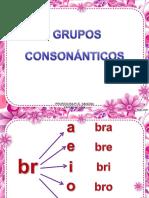 Ppt Grupo Consonantico