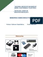 MEMORIAS Presentación Clases 2017II