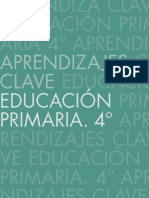 Aprendizajes clave Educación Primaria. 4°. Libro Para el Maestro 4º