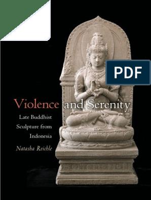 Seni Pahat Budha Indonesia Java