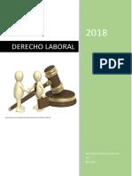 Módulo Derecho Laboral