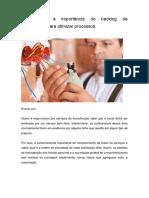 Compreenda a Importância Do Backlog de Manutenção Para Otimizar Processos