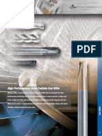 Solid Carbide Catalog Section