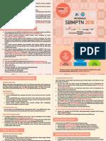 Leaflet SBMPTN 2018 Versi3 12012018