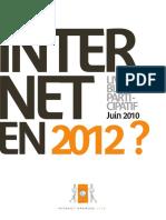 Livreblanc Internet 2012