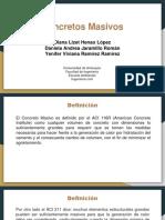 EXPOSICION CONCRETOS MASIVO.pptx