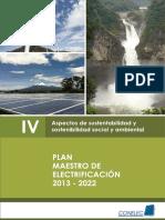 Vol4 Aspectos de Sustentabilidad y Sostenibilidad Social y Ambiental