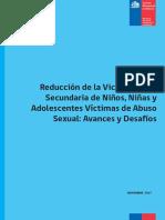 Documento Reducción de La Victimización Secundaria NNA Intersectorial 2017