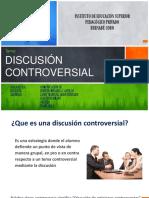 Presentación - Discusión Controversial