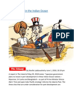 Power rivalry in the Indian Ocean.docx