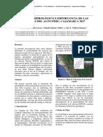 Paper Lagunas Alto Peru