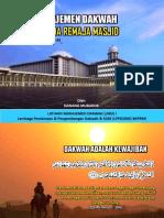 Manajemen Dakwah Pemuda Remaja Masjid_kang Nanang 2018