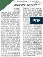 Artículo El Austral - Gómez Morel