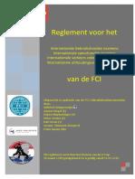 Examenreglement Nederlandse Vertaling Igp 1 Januari 2019