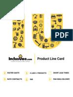 Indusuno Line Card (4)