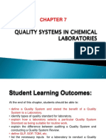 Chapter 7_quality Systems in Chemical Laboratories