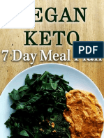 Vegan Keto Diet Plan